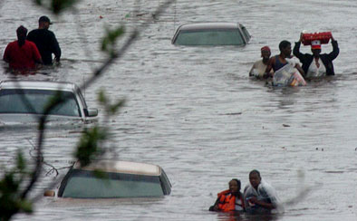 hurricane katrina in new orleans