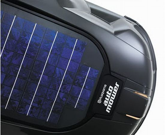 husqvarna solar powered mower2