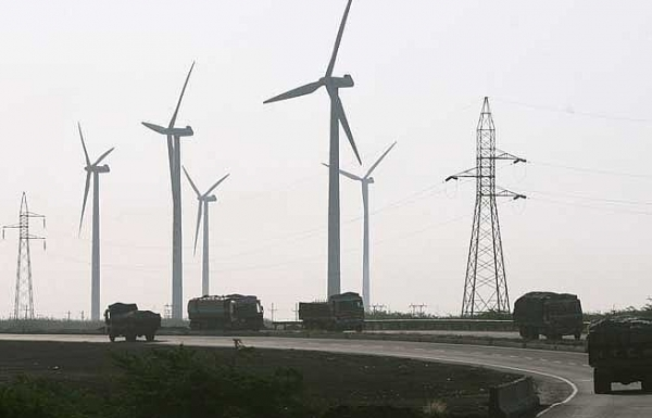 India-eager on wind power