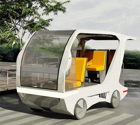 indoor solar car1