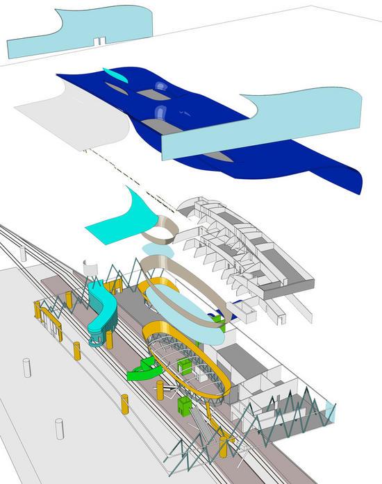 intermodal transit hub 4