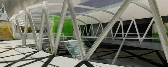 intermodal transit hub 5