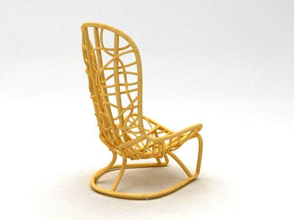 Jekate Chair by Raymond Simandjuntak
