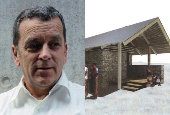 john mcaslan haiti housing