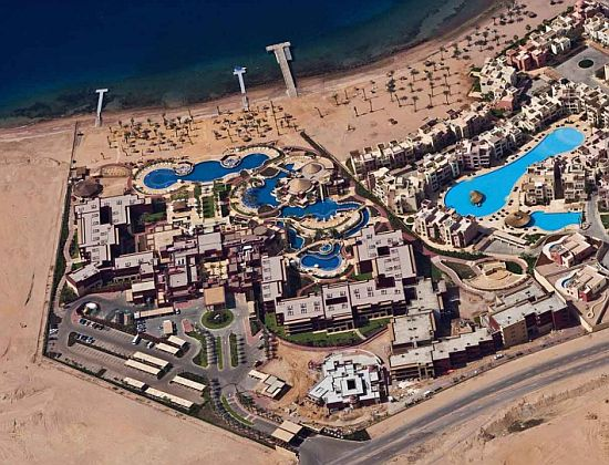 jordanian eco resort
