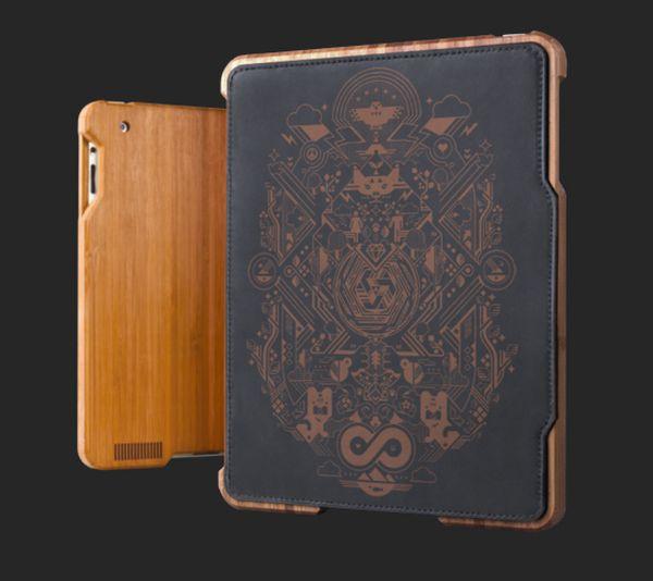 Junichi Tsuneoka's Grove iPad Case