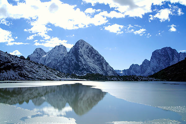 Lake Karachay Russia