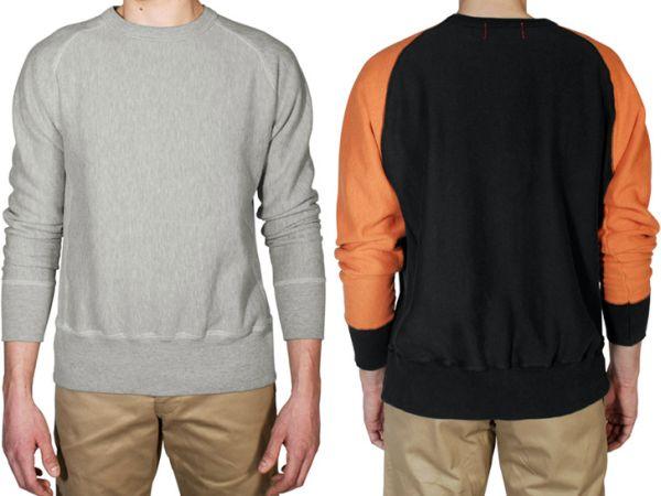 left field nyc deadstock sweatshirt 1
