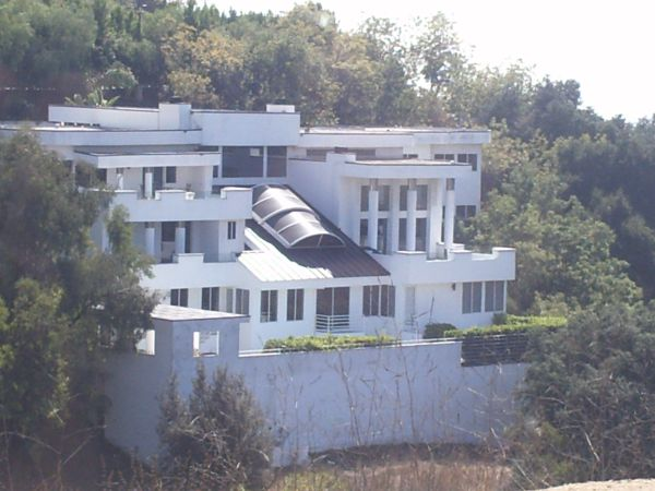 Leonardo DiCaprio's LA Home