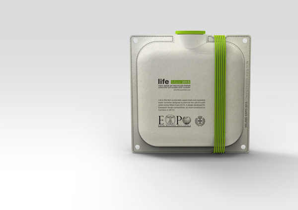 life sustainable water container 1