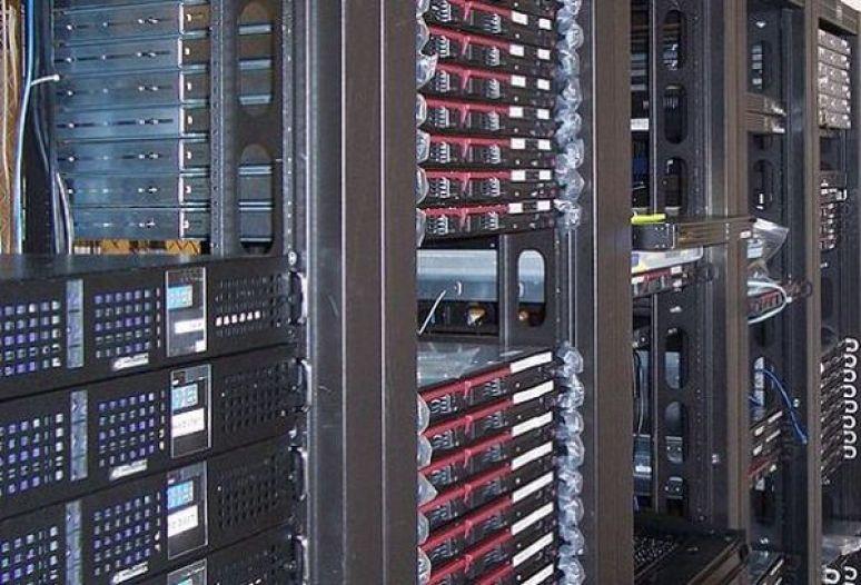 Lockerbie Data Center