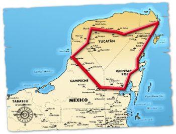 mexicos yucatan peninsula 9