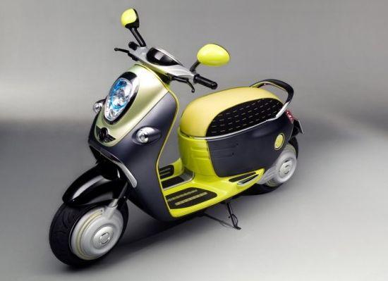 mini scooter e concept 12