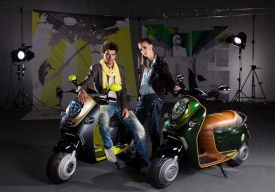 mini scooter e concept 1