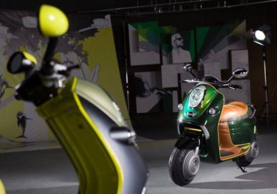 mini scooter e concept 3