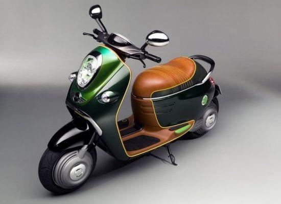 mini scooter e concept 6