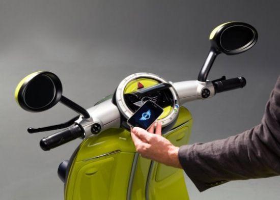 mini scooter e concept 8