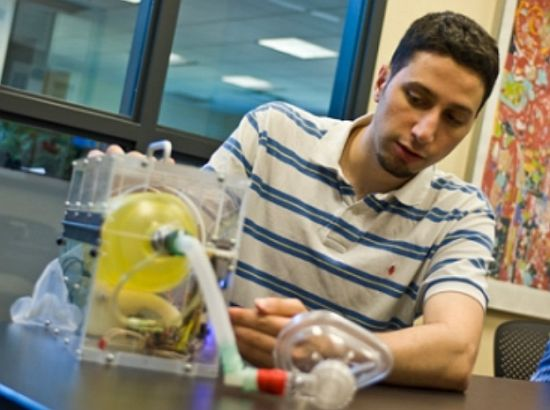mit students develop low cost portable ventilator