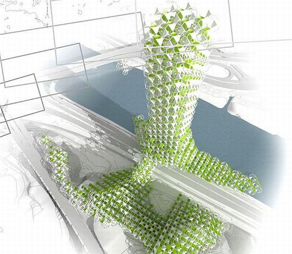 Modular Vertical farm