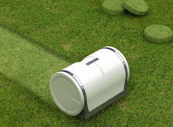 Muwi electric lawnmower