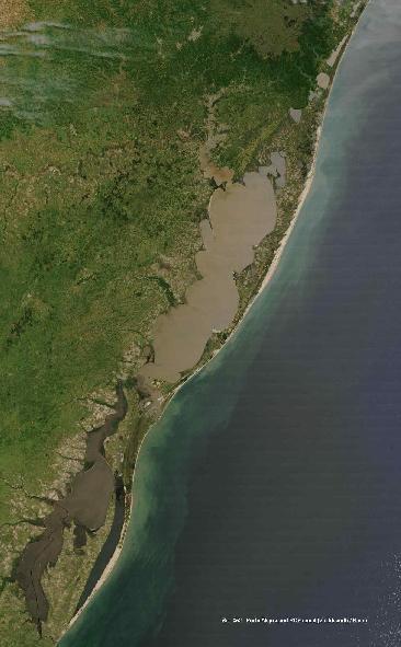 new jersey coastline