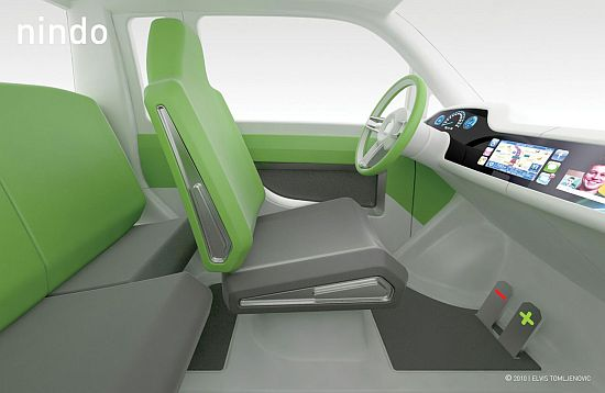 nindo concept electric car 6