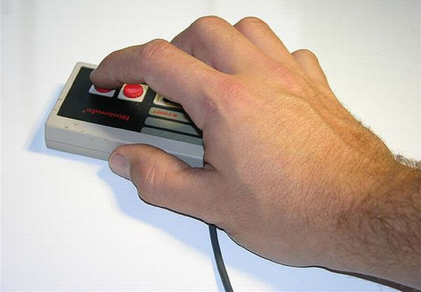 Nintendo NES Controller Mouse