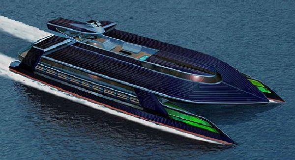 Ocean Empire LSV superyacht