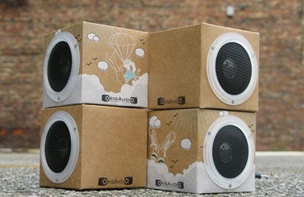 OrigAudio Self-Powered Speakers