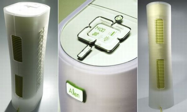 Paralda Air purifier