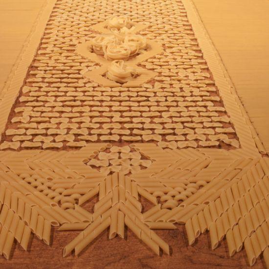 pasta carpet 1