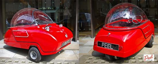 peel p 50 worlds smallest car 3