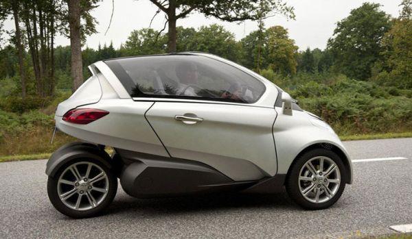 Peugeot Citroen VELV Concept Car