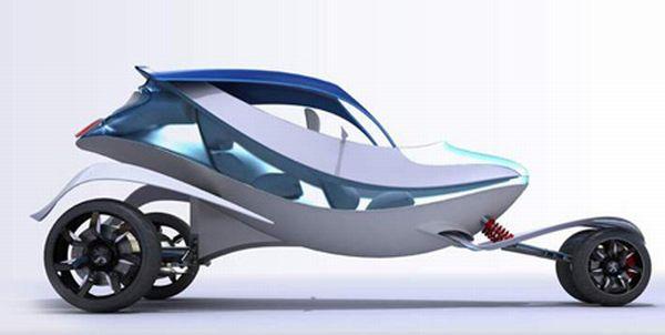 Peugeot Shoo Car Concept