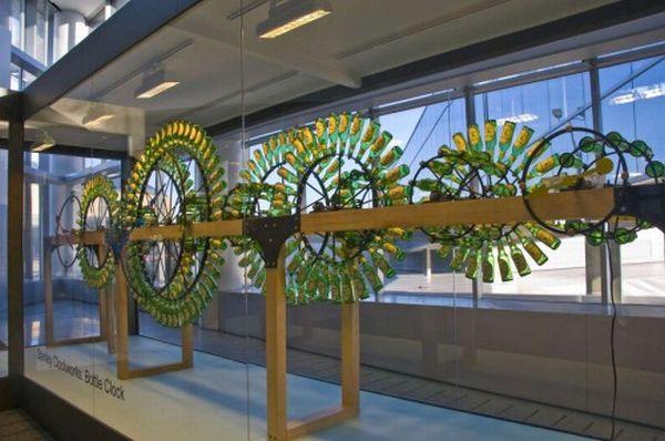phl stanley clockworks bottle clock terminal a wes
