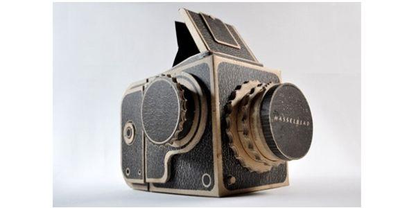 Pin-hole camera