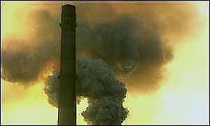 polluting factories