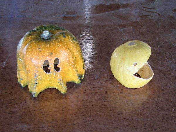 Pumpkin Pac Man