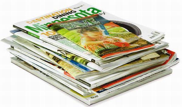 Read magazines