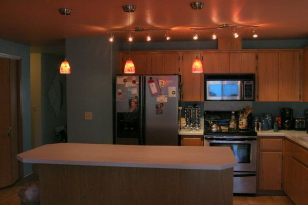 Recessed directional lighting