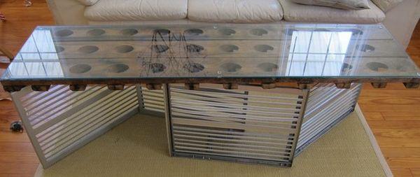reclaimed wine rack table 1 12gci 24429