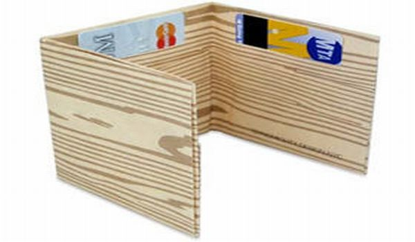 Recyclable wallet