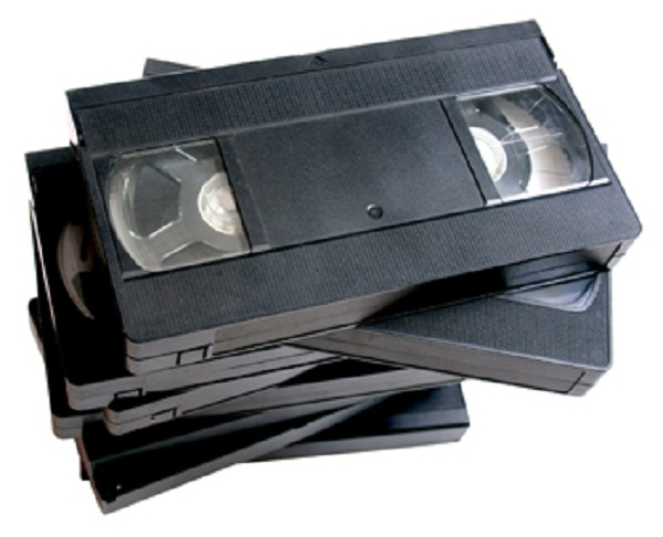 Recycle VHS Tapes