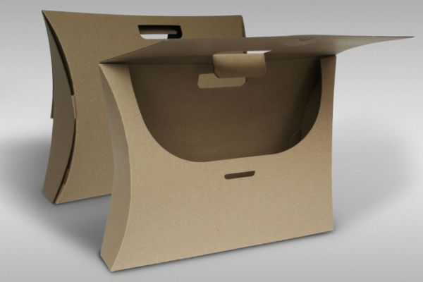 recycled cardboard briefcases 1