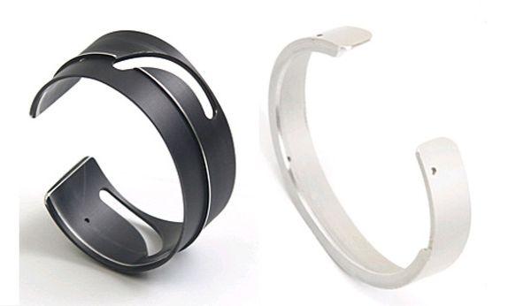 Recycled Camera Cuffs