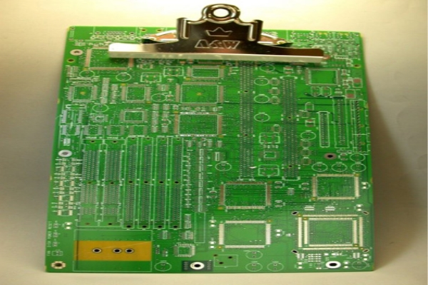 Recycled Circuit Board Clipboard