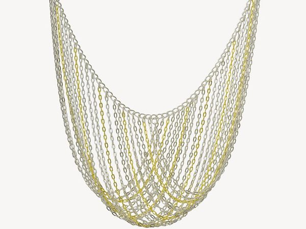 Recycled precious-metal jewelry
