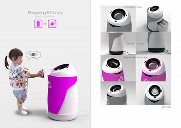 recycling vending machine 1