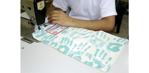 Red paper Record's Eco friendly Canvas Bags