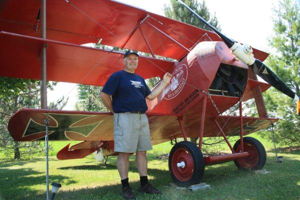 Replica Plane